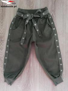 fb33430bf4cf08 Spodnie haremki pumpy alladynki 3/4 STARS - 2883519850