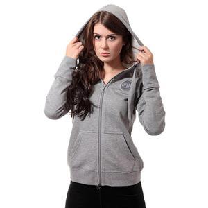 Bluza Reebok SSG FZ BA damska dresowa rozpinana z kapturem sportowa