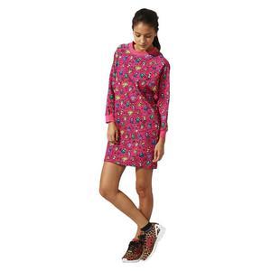 Bluza Adidas Originals Jeremy Scott KS Sweater damska sportowa sukienka - 2835557167