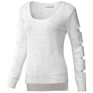 Sweter Adidas NEO Selena Gomez damski sweterek - 2835786704