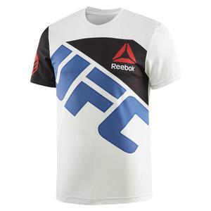 Koszulka Reebok Chris Weidman UFC t-shirt męski treningowy - 2855529688