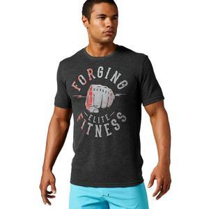 Koszulka Reebok CrossFit Graphic t-shirt męski treningowy - 2837386021