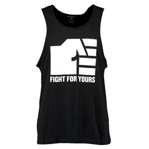 Koszulka Top Reebok UFC Fan Tank bezrękawnik męski sportowy - czarny - 2837386026