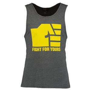 Koszulka Top Reebok UFC Fan Tank bezrękawnik męski sportowy - siwy - 2837386027