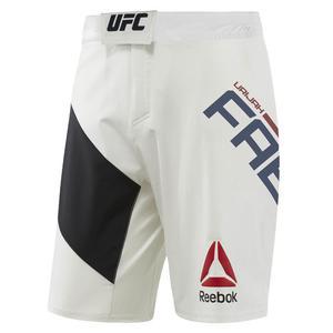 4220e6111bc54c Spodenki Reebok Combat UFC Fan Octagon Short Urijah Faber męskie sportowe  treningowe na siłownie - 2837386034