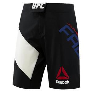 8a1002d7368d5e Spodenki Reebok Combat UFC Fan Octagon Short Urijah Faber męskie sportowe  treningowe na siłownie - 2837603452