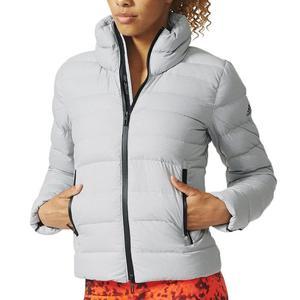 Kurtka Adidas Premium ClimaHeat damska zimowa puchowa - 2841457148