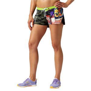 Spodenki Reebok CrossFit Tactical damskie szorty sportowe termoaktywne - 2841685771