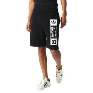 finest selection 1a2c5 9befe Spodenki Adidas Originals Street Graphic męskie krótkie dresowe - 2845124914