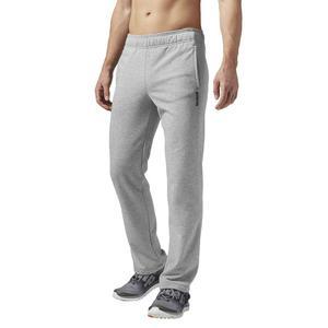 Spodnie Reebok Elements French Terry męskie dresy dresowe - 2845952268