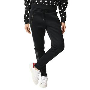 Spodnie Adidas Originals Bonded damskie dresowe ocieplane sportowe - 2846602673