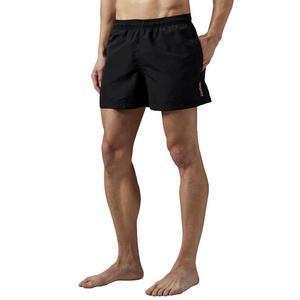 Spodenki Reebok BW Basic męskie szorty kąpielowe sportowe - czarny - 2846602693