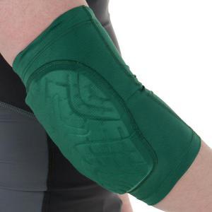 Nałokietniki koszykarskie Adidas TechFit GFX ochraniacze do koszykówki - zielony - 2851009257