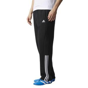 Spodnie Adidas Juventus 3 Stripes męskie dresy sportowe treningowe - 2856468380
