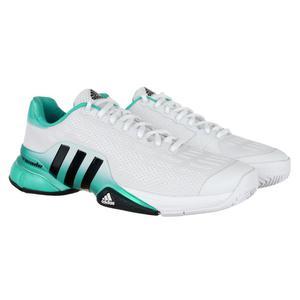 Buty Adidas Barricade 2016 męskie sportowe treningowe do tenisa - 2858172479