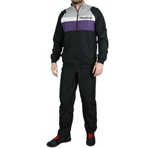 Komplet dresowy Reebok TS Core Ath męski dres sportowy treningowy spodnie + bluza - 2832465857
