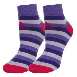 Skarpetki Adidas skarpety sportowe stopki bawełniane - 2832466022