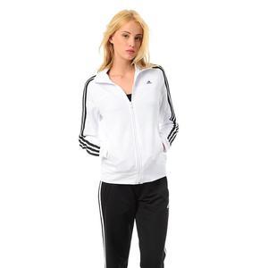 Komplet dresowy Adidas ESS 3S damski dres sportowy treningowy - 2856237326