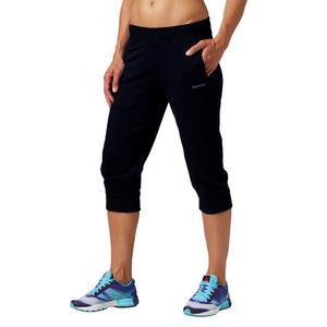 Spodnie 3/4 Reebok EL Capri damskie dresowe sportowe do biegania - 2832466149