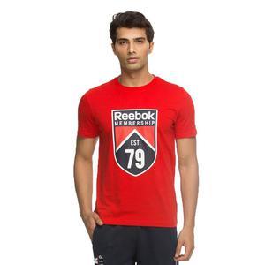 Koszulka Reebok FM Big Logo Tee t-shirt męski sportowy - 2832466187