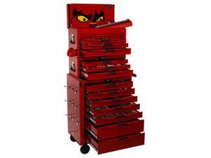 TENGTOOLS Zestaw narzędzi w wózku narzędziowym, 1055 elementów TCMM1055N (17455-0103) - 2827636515