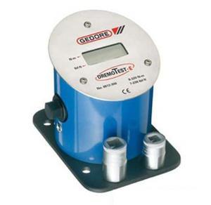 GEDORE Elektroniczny tester momentu obrotowego do kluczy dynamometrycznych 9-320 Nm DREMOTEST E 8612-300 (1856111) - 2827639532