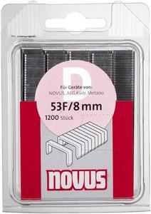 NOVUS Zszywki płaskie typ 53F/10 x 600 - 2827621975