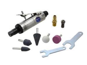 """Mini wiertarka/szlifierka pneumatyczna 1/4"""" wraz z akcesoriami - 2865078767"""