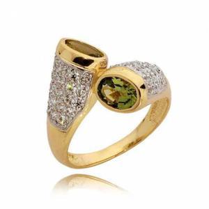Złoty pierścionek N311