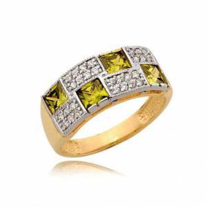 Złoty pierścionek N365
