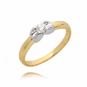 Złoty pierścionek PB49