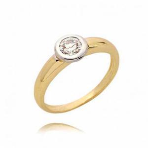 Złoty pierścionek PB54