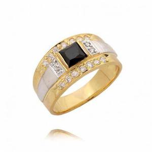 Złoty pierścionek PB62