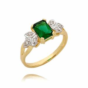 Złoty pierścionek PB67