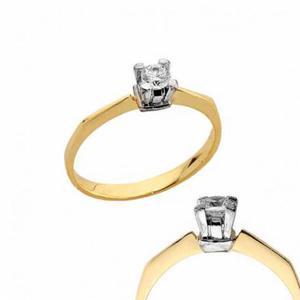Złoty pierścionek PB172