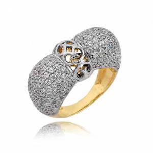 Złoty pierścionek PB188