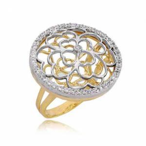 Złoty pierścionek PB217