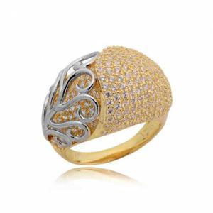 Złoty pierścionek PB232