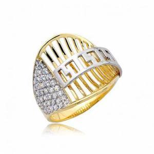 Złoty pierścionek PB239