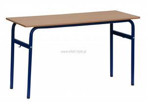 Stolik szkolny ALAN 2 osobowy - 2823198209