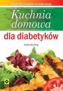 Kuchnia domowa dla diabetyków - 2825704346