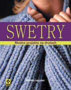 Swetry Modne projekty na drutach - 2825704347