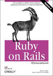 Ruby on Rails. Wprowadzenie - 2825704989