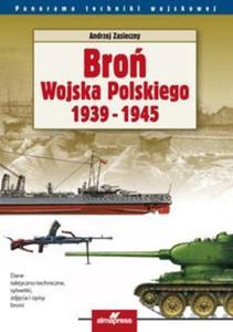 Broń Wojska Polskiego 1939-1945 - 2825705170