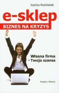 E-sklep Biznes na kryzys - 2825705830