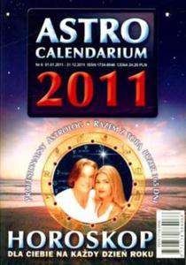 Astrocalendarium 2011. Horoskop dla Ciebie na każdy dzień roku - 2825706244