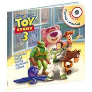 Toy Story 3. Czytaj i słuchaj + CD (RAD-30) - 2825706259