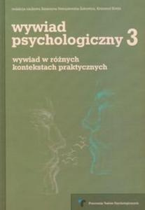 Wywiad psychologiczny 3 - 2825706341