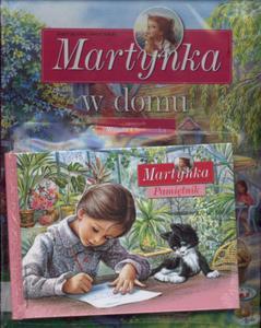 Martynka w domu / Martynka. Pamiętnik (pakiet) - 2825706436