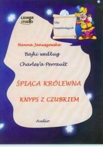 Śpiaca Królewna Knyps z czubkiem CD - 2825706611